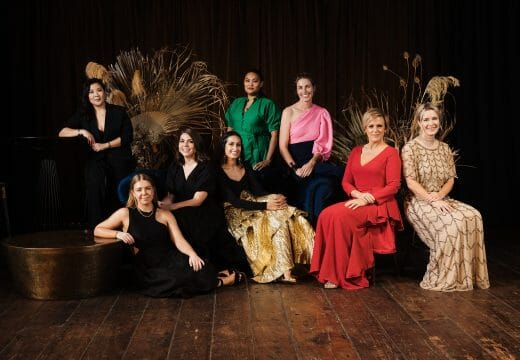 Kea New Zealand Team with Hilary Barry. Kea World Class New Zealand Awards #WCNZAwards2021