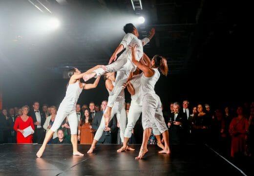 Black Grace Performance at the Kea World Class New Zealand Awards #WCNZAwards2021