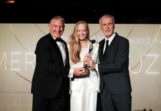 Congratulations to James Cameron & Suzy Amis Cameron our Kea World Class New Zealand Friend of New Zealand Award Winners. Kea World Class New Zealand Awards #WCNZAwards2021