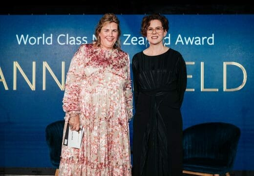 Congratulations to Anna Fifield our Kea World Class New Zealand Award Winner. Kea World Class New Zealand Awards #WCNZAwards2021
