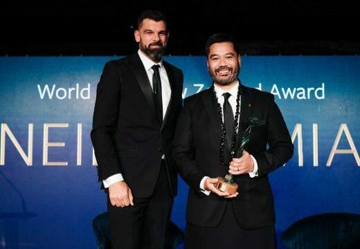 Congratulations to Neil Ieremia our Kea World Class New Zealand Award Winner. Kea World Class New Zealand Awards #WCNZAwards2021