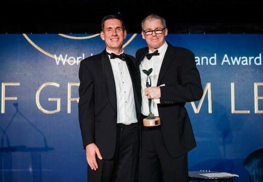Congratulations to Prof. Graham Le Gros our Kea World Class New Zealand Award Winner. Kea World Class New Zealand Awards #WCNZAwards2021