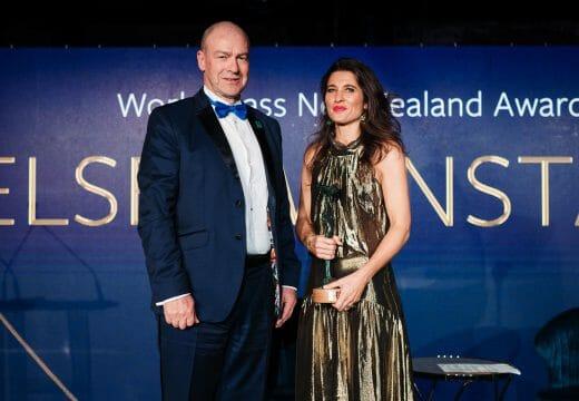 Congratulations to Chelsea Winstanley our Kea World Class New Zealand Award Winner. Kea World Class New Zealand Awards #WCNZAwards2021