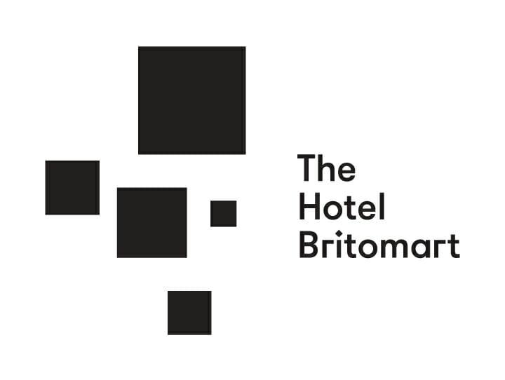 The Hotel Britomart Logo